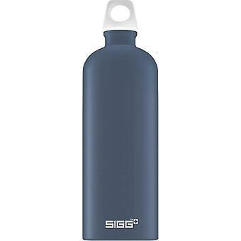 Sigg Lucid Midnight Touch 1.0L Capacity Aluminium Drinking Bottle - 8673.4