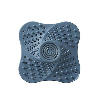 Spülbecken Abflussabdeckung und Sieb (Blau)