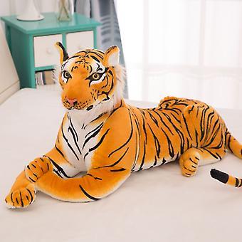 30cm Giant White Tiger Peluche Jouet, Jouet bébé de haute qualité, Grande taille, Oreiller doux, Cadeau de Noël pour enfants