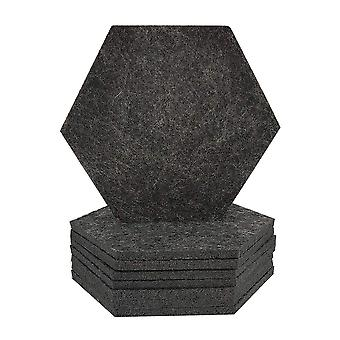 Coasters for drinker sett med 8 absorberende filt coasters, perfekt