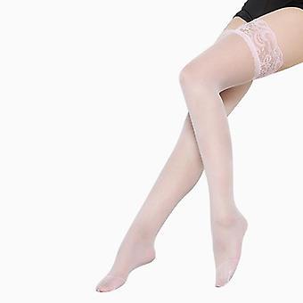 2pair Fashion Slim Fit Lingerie Ultradurende Nylon Dames Pure Kousen