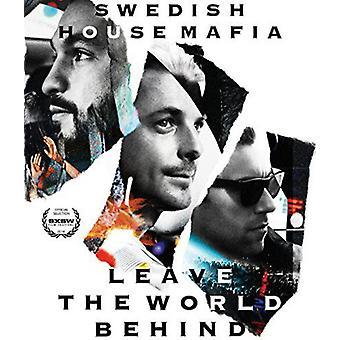 Svensk House Mafia - forlate verden bak [BLU-RAY] USA import