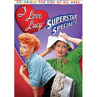 I Love Lucy: Superstar Special #2 [DVD] USA importieren
