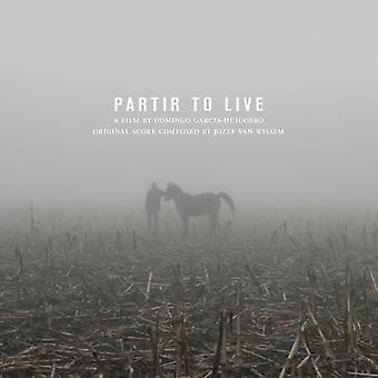 Jozef Van Wissem & Domingo Garcia Huidob - Partir to Live: Original Soundtrack Reco [Vinyl] USA import