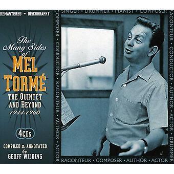 Mel Torme - Quintet & Beyond [CD] USA import