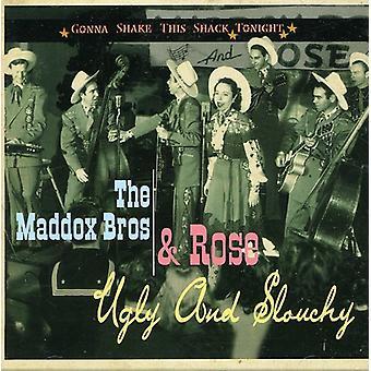 Maddox veljekset & Rose - menossa ravista tämä Shack tänä iltana-ruma & Slouchy [CD] USA tuonti