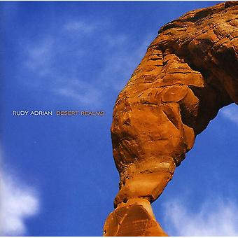 Rudy Adrian - Desert Realms [CD] USA import