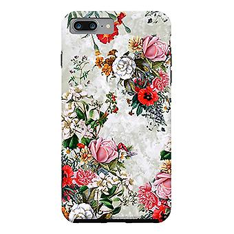 ArtsCase Designers casos Floral padrão II para iPhone dura 8 Plus / iPhone 7 Plus