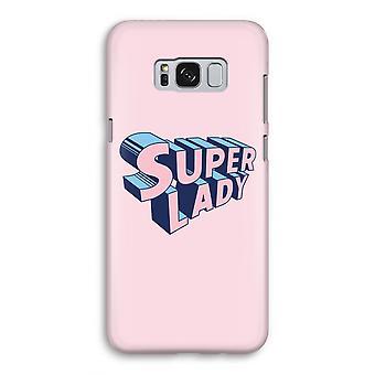 Samsung Galaxy S8 volledige Print geval (Glossy) - Super dame