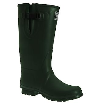 Woodland Unisex Neoprene Gusset Thermal Insulated Wellington Boots