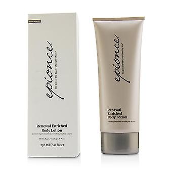 Epionce Renewal Enriched Body Lotion - For All Skin Types - 230ml/8oz