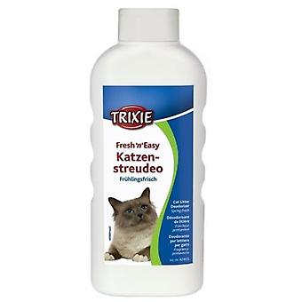 Trixie Bed Fresh'n'easy deodorizing, Talc Baby (Cats , Grooming & Wellbeing , Deodorants)