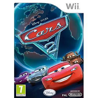 Voitures 2 (Wii) - Nouveau