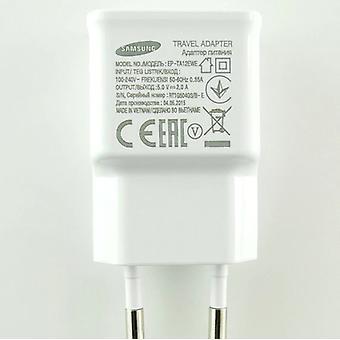 サムスン DP TA12EWEU アダプター 2 a 電源供給白銀河 S7 S8 S6 メモ