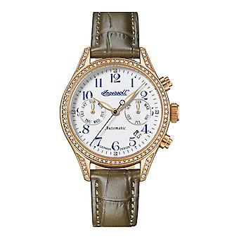 Ingersoll ladies watch wrist watch automatic Seminole IN7401RWH