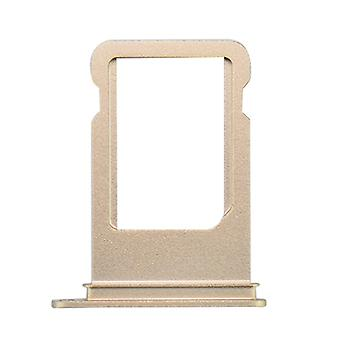 SIM card holder adapter SIM tray for Apple iPhone 7 & 7 plus gold