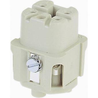 Harting 09 20 016 2813 Socket enset Han® A 16 pe screws 1 pc(s)