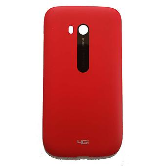 OEM Nokia 822 Lumia Battery Door - Red