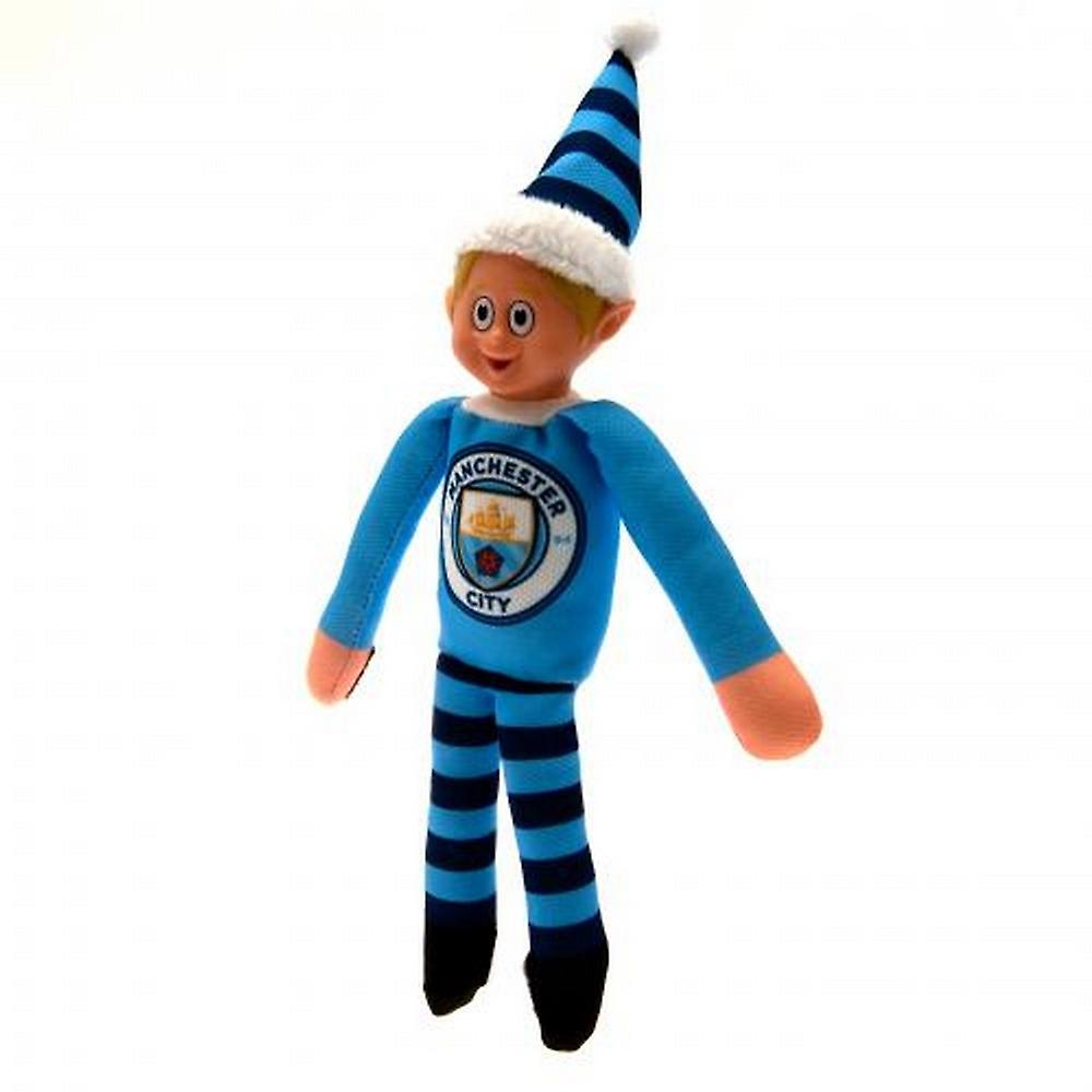 Manchester City Official Team Christmas Elf