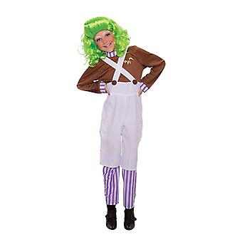 Bnov Chocolate Factory Worker Costume
