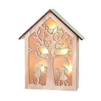 Easter Inspired Led Light Box Decoration