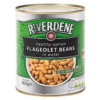Riverdene Flageolet Beans in Water