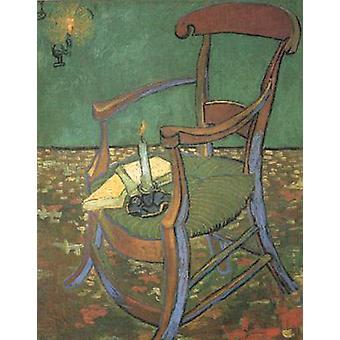 Paul Gauguin ' s Armchair, Vincent Van Gogh, 50x40cm