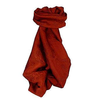 Vietnamin silkkihuivi palautuva Hoi An Vung-Tau Ruby jäseneltä Pashmina & silkki