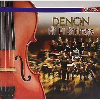 Denon Hi Fi Strings/Various - Denon Hi Fi Strings/Various [Vinyl] USA import