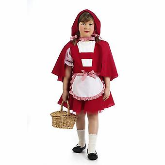 Červená čiapočka dievča kostým rozprávkový Detský kostým