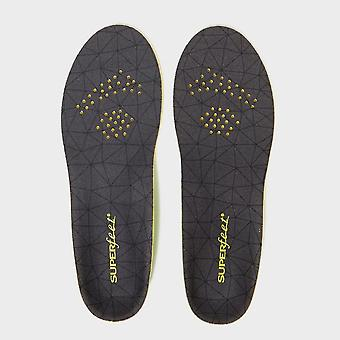 New Superfeet Men's Flex Low Supportive Insoles Bluemoon