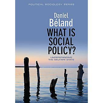 Was ist Sozialpolitik? von Daniel Beland - 9780745645841 Buch