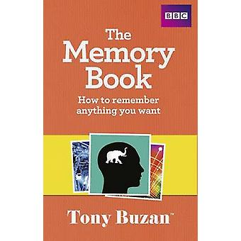 Minnebok - hvor å huske noe ved Tony Buzan - 97