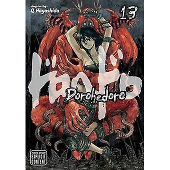 درودرو-المجلد 13 هاياشيدا فكتاب 9781421565354