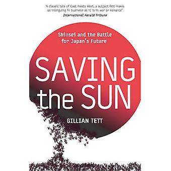 Spara solen av Gillian Tett - 9781844136124 bok