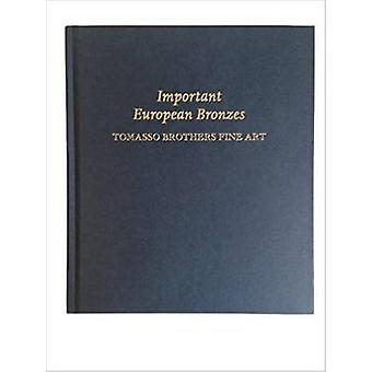 Important European Bronzes - Tomasso Brothers Fine Art by Carlo Milano