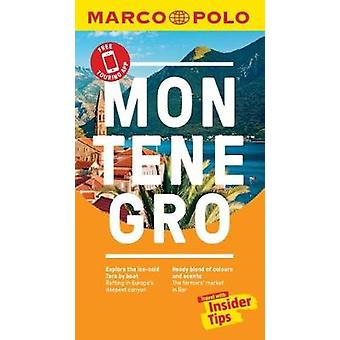 Montenegro Marco Polo Pocket Guide by Marco Polo - 9783829707756 Book