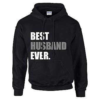 Best Husband Ever Hoodie Black Hoody