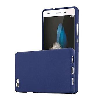 Cadorabo tilfelle for Huawei P8 LITE 2015 tilfelle tilfelle deksel - mobiltelefon tilfelle laget av fleksibel TPU silikon - silikon tilfelle ultra slank myk bakdeksel tilfelle støtfanger