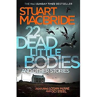 22 corpos mortos e outras histórias