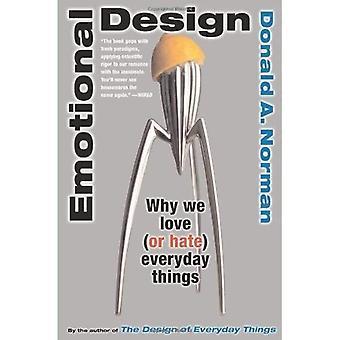 Emotioneel Design: Waarom We liefde (of haat) alledaagse dingen