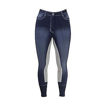 HyPERFORMANCE mujeres/damas Denim Look pantalones