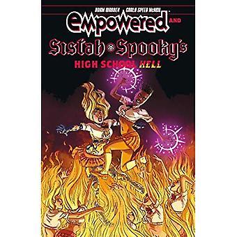 Befogenhet & Sistah Spooky's High School Hell