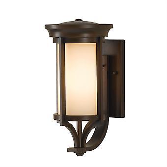 Merrill buiten kleine wandlamp - Elstead verlichting