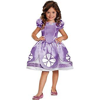 Sophia Prinzessin Kleinkind Kostüm