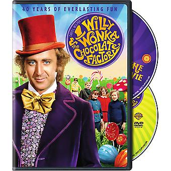 Willy Wonka & the Chocolate Factory [DVD] USA import