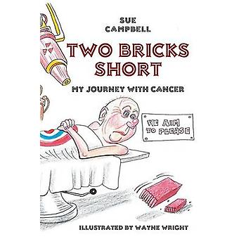 Two Bricks Short My Journey with Cancer by Campbell & Sue