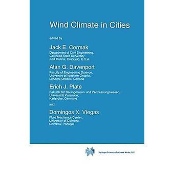 אקלים הרוח בערים על ידי Cermak & ג ' ק E.