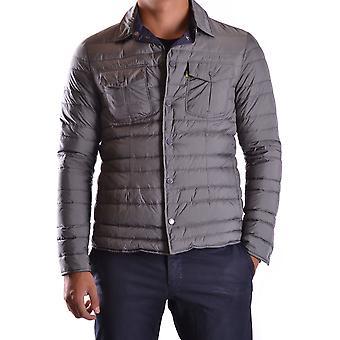 Geospirit Ezbc203013 Men's Grey Nylon Outerwear Jacket