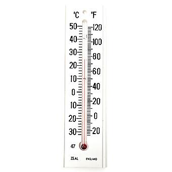Thermometer Indoor/ Outdoor Greenhouse Conservatory C & F